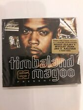 Timbaland and Magoo - Present - Cd album new and sealed