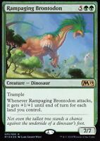 Rampaging Brontodon FOIL | NM | Core 2019 Promo | Magic MTG