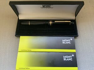 Mont Blanc M166 Document Marker