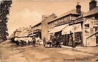 POSTCARD    HAMPSHIRE    FARNBOROUGH   Lynchford  Road