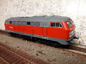 Brawa  Diesellok  ( 0384= )  Digital  BR 216  DB Cargo  DSS 8-polig