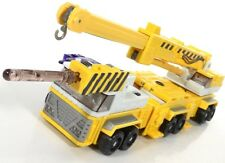Transformers Used All Spark Power Decepticon Mudflap 6-axle Construction Vehicle