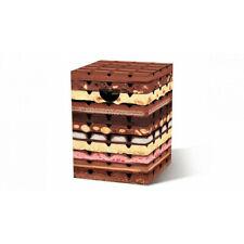 Tabouret pliable en carton CHOCOLATE