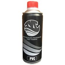Monstercolors PVC Paint Thinners 400ML  FREE 24 HR SHIPPING!