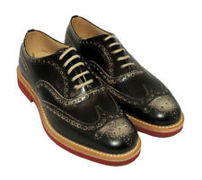 Brogues Shoes Church Round for Men