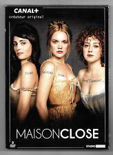 MAISON CLOSE Canal+ Créateur Original 3 DVD FREE Postage  mmoetwil@hotmail.com