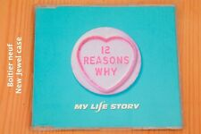 My Life Story – 12 Reasons Why I Love Her - 4 titres - Boitier neuf - CD Maxi