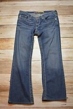 Big Star Remy Jeans Sz 29L (Inseam measures 28 inches) Distressed Low Rise #133