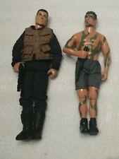 1990s Action Man X 2, Hasbro, Joblot, Bundle, vintage, retro, toys