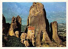 B67585 Greece Meteora Roussanou Monastery Rocks