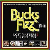 BUCKS FIZZ LOST MASTERS 2 CD 2 DISCS ALL RARE UNRELEASED ALTERNATE DEMOS REMIXES