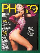 PHOTO n.188 Febbraio 1991 (ITA) SPECIALE MODA TOP MODEL JEAN PAUL GAULTIER