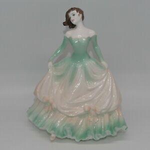 Coalport England figurine 21 Today UK MADE MINT
