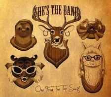 She's the Band - One from the Top Shelf [New CD]