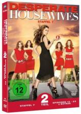 Desperate Housewives - Staffel 7.2 (2011) NEU OVP