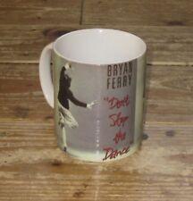 Bryan Ferry Roxy Music Dont Stop The Dance Advert MUG