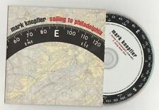 mark knopfler - sailing to philadelphia rare card wallet cd singl  dire straits