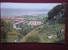 POSTCARD SOMERSET WESTON SUPER MARE - SAND BAY 1960'S