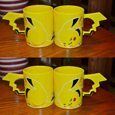 For Pokemon Pikachu Mug Cup Tea Water Bottle Game Pocket Gifts For Adult