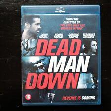 DEAD MAN DOWN - REVENGE IS COMING -  BLU-RAY