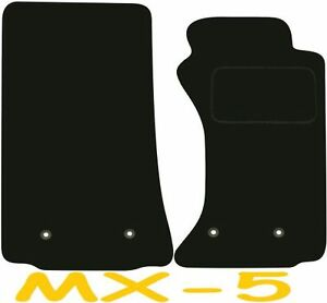 Mazda Mx5 Tailored Deluxe Quality Car Mats 2007-2015