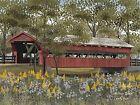 Art Print, Framed or Plaque by Billy Jacobs - Pottersburg Bridge - BJ1049
