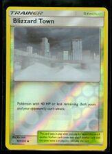 Pokemon BLIZZARD TOWN 187/236 Unified Minds - Rev Holo - MINT