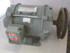 US Electric Motors E790A/SO81R001F 3 Phase Motor PRO2833