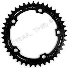 RaceFace Narrow-Wide 42T x 130mm Single Chainring Cyclocross Bike Ring CX Black