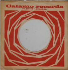 US Calamo record sleeve Original 60's  - rare sleeve Dora Hall on this label.
