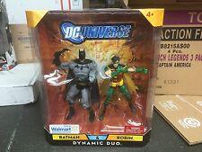 dc universe classics dynamic duo 2 pack robin batman