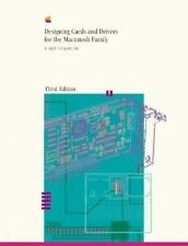 Designing Cards and Drivers for the Macintosh Family Apple Computer Third Ed