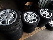 cerchio in lega gomma smart fortwo 450 anteriore o posteriore  dal 1999 al 2006