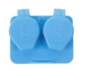 Lens-Mate Contact Lens Case - 1 Package of 2 Cases