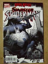DARK REIGN SINISTER SPIDER-MAN VOL1 #4 FIRST PRINT MARVEL COMICS (2009) VENOM
