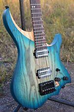 Headless Electric Guitar ASH wood body rosewood Fingerboard Maple neck guitar