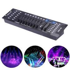 DMX512 Controller Konsole 192 Kanäle für Bühnenlicht Operator Ausrüstung X4J1