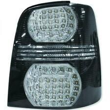 Rückleuchten Set für VW Touran 03-10 LED Klarglas/Schwarz