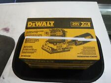 *NEW* DEWALT XR 20-Volt Brushless Cordless Sheet Sander (DCW200B)