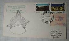 Australia Space Cover Ionoscope STS 48 NASA Shuttle 1991