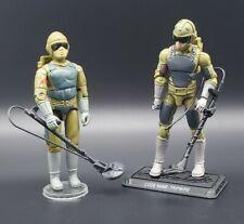 "GI Joe Hasbro V1 Tripwire 1983 Vintage V5 2008 Modern Action Figure ARAH 3.75"""