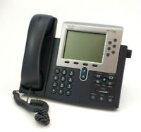 Cisco CP-7962g 7962 Unified VoIP IP Office Business Phone - Power Over Ethernet