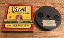 Ideal Safety Movie Film - Our Gang - 16 Mm Film
