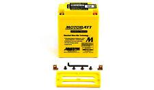 Motobatt Battery For Yamaha YFM 350 ERD 1992 (0350 CC)