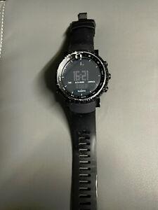 Suunto Core Ultimate Black SS021371000 Wrist Watch for Men