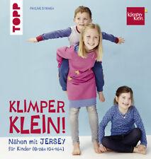 Schnittmuster Klimperklein - Nähen mit JERSEY Größe 104 - 164 für Kinder Muster