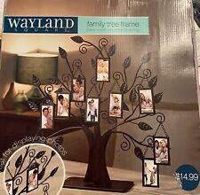 Wayland Square Family Tree Frame