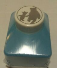 NEW WINNIE THE POOH and PIGLET PAPER PUNCH SCRAPBOOKING SEALED *RARE FIND*