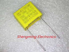 20PCS 0.68uF 275V Polypropylene Safety Capacitor 684 684K 275V AC P=15MM