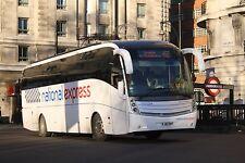 National Express liveried FJ61EWT 6x4 Quality Bus Photo